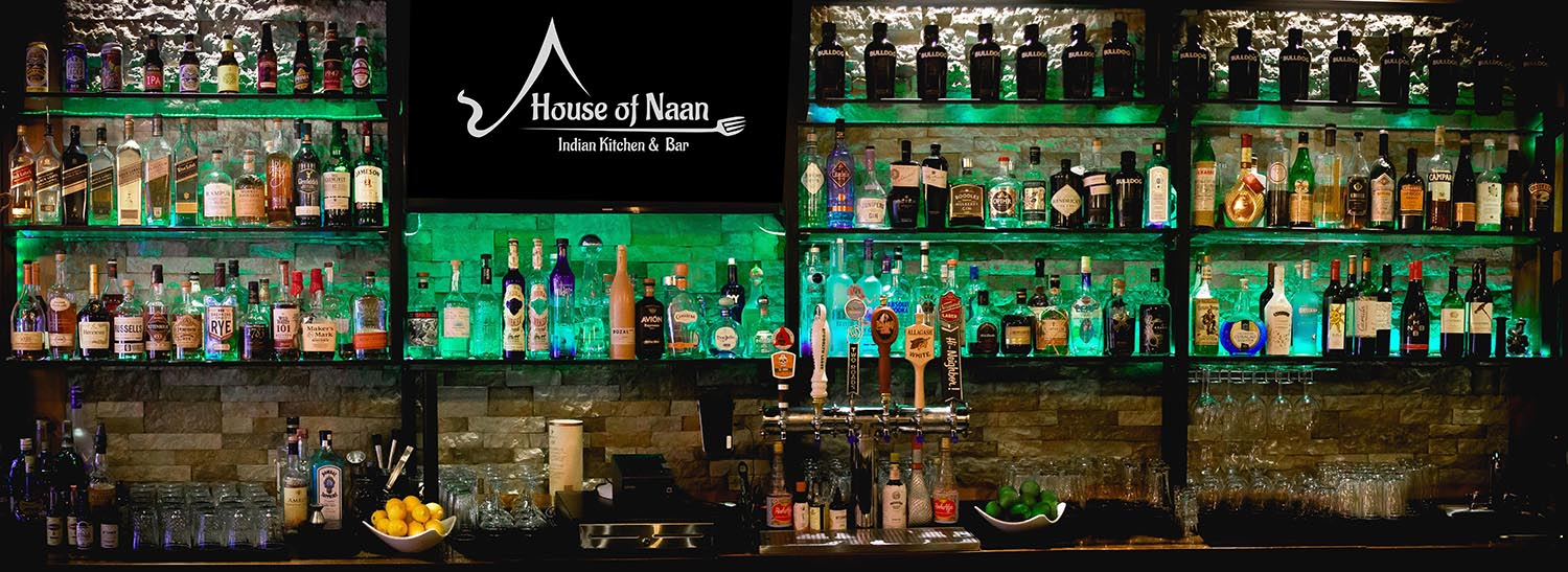 House of Naan Bar