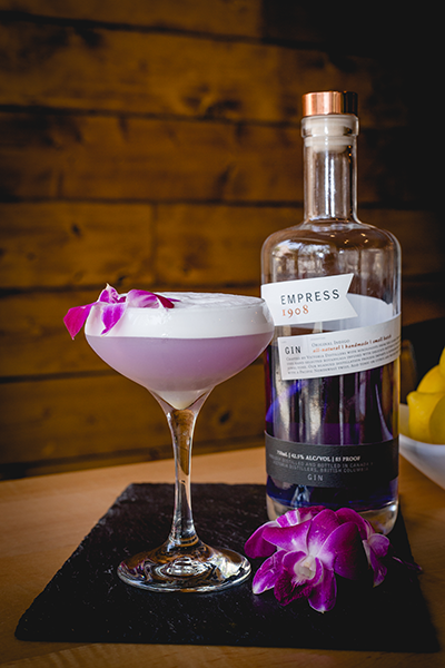 House of Naan Lavender Cocktail
